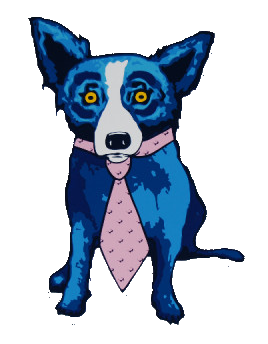 George Rodrigue Blue Dog Prints & Originals